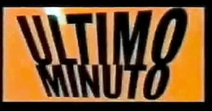 ultimo minuto programma
