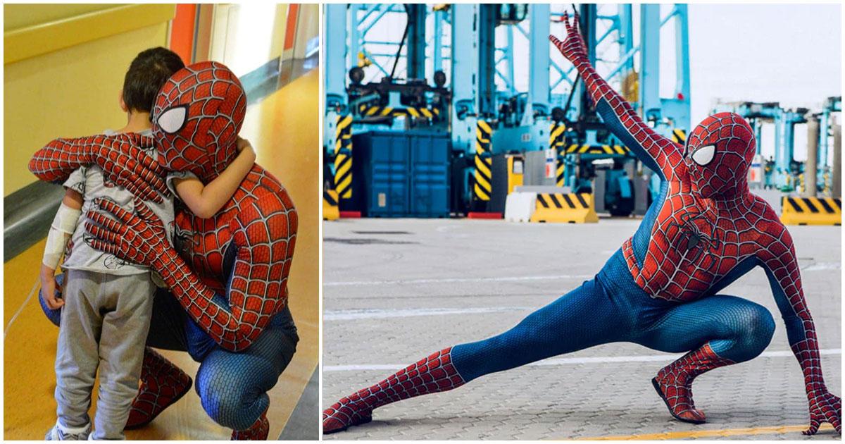 spiderman villardita