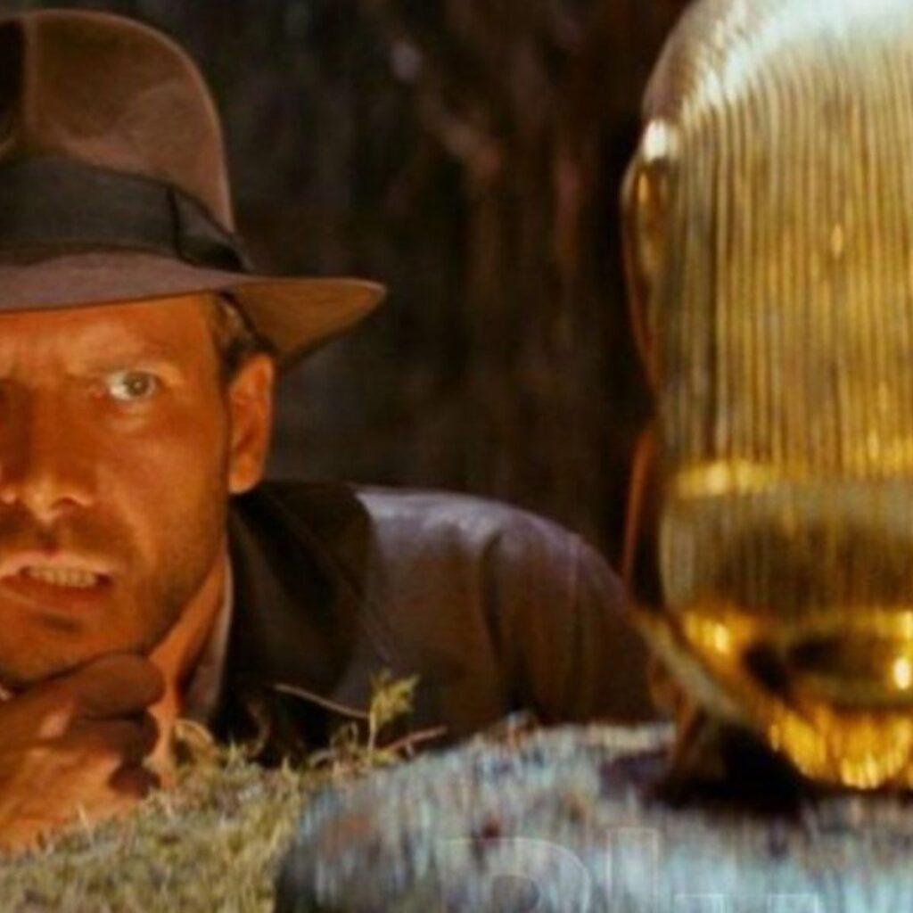 Indiana Jones archeologo - avventuriero