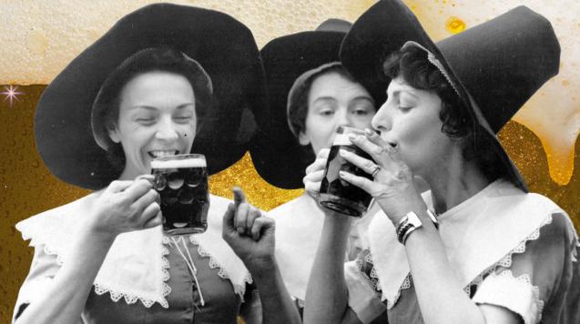streghe birra profitto